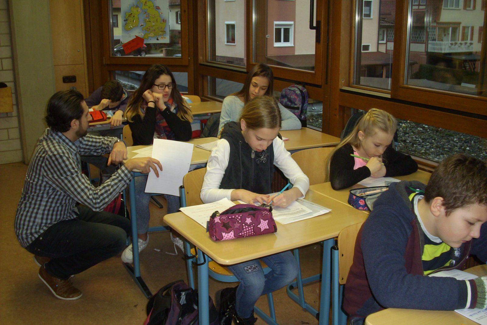 Orientierungsstufe Klasse 5 + 6: Reuchlin Schulen